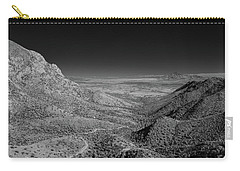 Coronado National Memorial In Infrared Carry-all Pouch