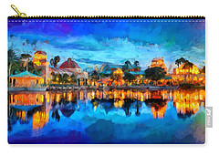 Coronado Springs Resort Carry-all Pouch