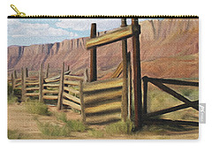Corral Gate Carry-all Pouch