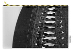 Carry-all Pouch featuring the photograph Corset #20080 by Andrey  Godyaykin