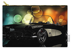 Corvette 1961 Carry-all Pouch