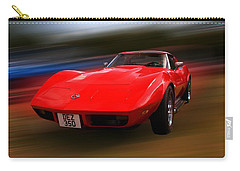 Corvette Stingray Carry-all Pouch