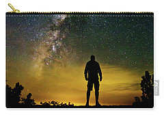 Cosmic Contemplation Carry-all Pouch