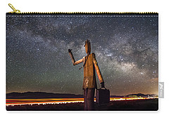 Cosmic Hitchhiker Carry-all Pouch