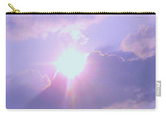 Cosmic Rays Of Love Carry-all Pouch