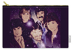 Cosmic Rockers Carry-all Pouch