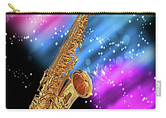 Cosmic Sax Carry-all Pouch