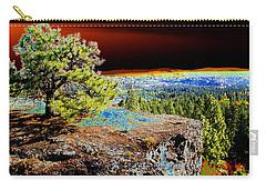 Cosmic Spokane Rimrock Carry-all Pouch