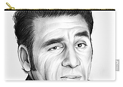 Cosmo Kramer Carry-all Pouch by Greg Joens
