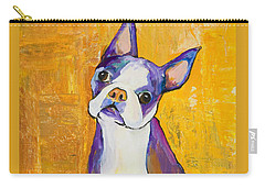Cosmo Carry-all Pouch by Pat Saunders-White