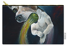 Cosmojo Carry-all Pouch by Claudia Goodell