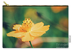Carry-all Pouch featuring the photograph Cosmos  by Andrea Anderegg