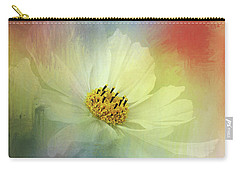 Cosmos Dreaming Abstract By Kaye Menner Carry-all Pouch by Kaye Menner