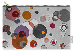 Cosmos Earth Carry-all Pouch by Beth Saffer