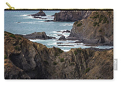 Costa Vicentina Carry-all Pouch by Edgar Laureano