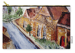 Cotswold Street Carry-all Pouch by Roxy Rich