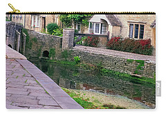 Carry-all Pouch featuring the photograph Cotswolds by Milena Boeva