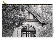 Cottage Entrance Carry-all Pouch by Jason Nicholas