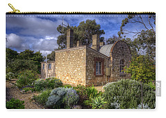 Cottage Carry-all Pouch by Wayne Sherriff