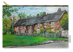 Cottages Carry-all Pouch