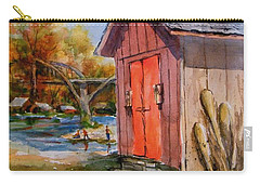 Cotter Shed Carry-all Pouch