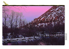 Cotton Candy On The Kittatinny Carry-all Pouch