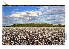 Cotton Field Carry-all Pouch