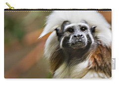 Cotton-top Tamarin _ 1a Carry-all Pouch