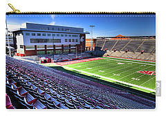Cougar Football Complex At Martin Stadium Carry-all Pouch