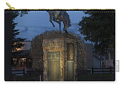Coulter Memorial, Jackson, Wyoming Carry-all Pouch