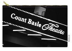 Count Basie Theatre In Lights Carry-all Pouch