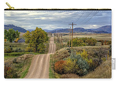 Country Autumn Carry-all Pouch by Fiskr Larsen