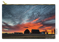 Country Barns Sunrise Carry-all Pouch