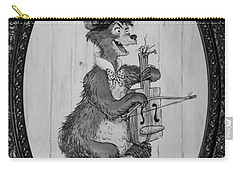 Country Bear Carry-all Pouch by Rob Hans
