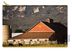 Carry-all Pouch featuring the photograph Country Living Boulder County by Marilyn Hunt
