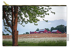 Carry-all Pouch featuring the photograph Country Living by Everet Regal