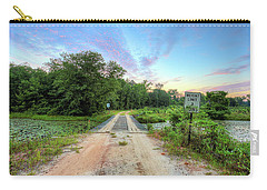 Country Living Sunrise Carry-all Pouch by JC Findley