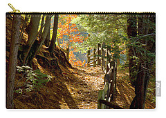 Country Path Carry-all Pouch by Arthur Dodd