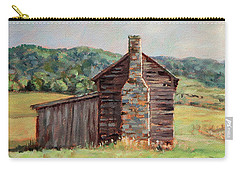 Country Quiet _ Rocky Gap Virginia Carry-all Pouch