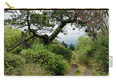 Country Road. New Zealand Carry-all Pouch