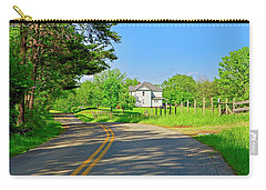 Country Roads Of America, Smith Mountain Lake, Va. Carry-all Pouch