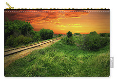 Country Tracks 2 Carry-all Pouch