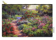 Countryside Gardens Carry-all Pouch