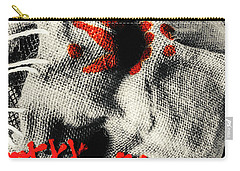 Countryside Of Terror Carry-all Pouch