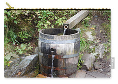 Countryside Water Feature Carry-all Pouch