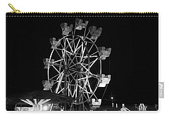Carry-all Pouch featuring the photograph County Fair Fun by Rick Morgan