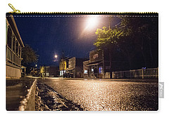 Coupeville On A Rainy Night Carry-all Pouch