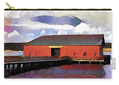 Dock Digital Art Carry-All Pouches
