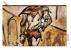 Court Jester Carry-all Pouch