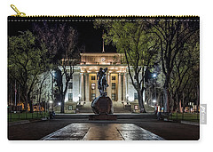 Courthouse At Night Prescott Arizona Carry-all Pouch